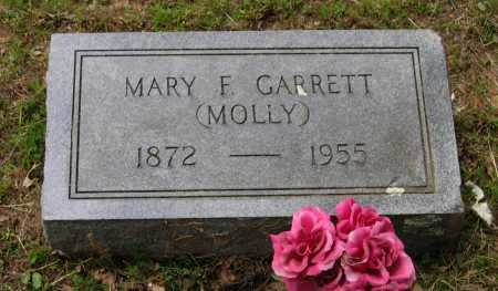 "JOHNSON GARRETT, MARY FRANCES ""MOLLY"" - Lawrence County, Arkansas 