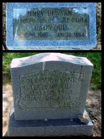 GATEWOOD, JERRY DEWYANE - Lawrence County, Arkansas | JERRY DEWYANE GATEWOOD - Arkansas Gravestone Photos