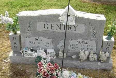 GENTRY, BOB - Lawrence County, Arkansas   BOB GENTRY - Arkansas Gravestone Photos