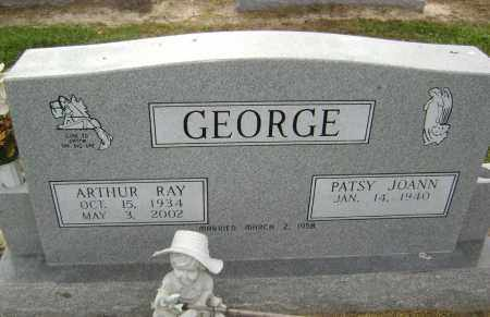 GEORGE, ARTHUR RAY - Lawrence County, Arkansas | ARTHUR RAY GEORGE - Arkansas Gravestone Photos