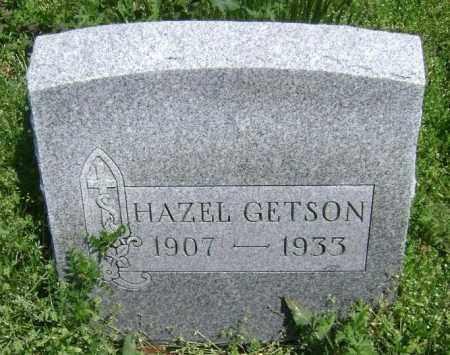 GETSON, HAZEL - Lawrence County, Arkansas | HAZEL GETSON - Arkansas Gravestone Photos