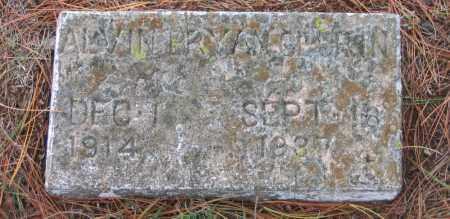 GEURIN, ALVIN BRYAN - Lawrence County, Arkansas | ALVIN BRYAN GEURIN - Arkansas Gravestone Photos