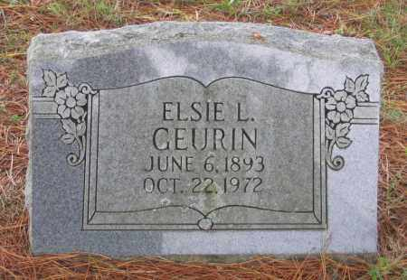 ABEE GEURIN, ELSIE L. - Lawrence County, Arkansas | ELSIE L. ABEE GEURIN - Arkansas Gravestone Photos