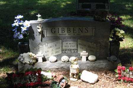 GIBBENS, JAMES BEDFORD - Lawrence County, Arkansas   JAMES BEDFORD GIBBENS - Arkansas Gravestone Photos