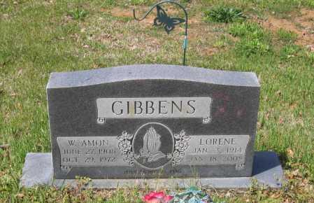 MCCARROLL GIBBENS, LORENE MAE - Lawrence County, Arkansas | LORENE MAE MCCARROLL GIBBENS - Arkansas Gravestone Photos