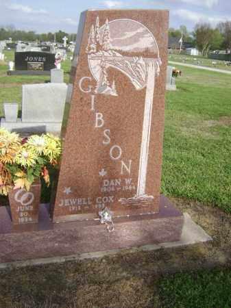 GIBSON, JEWELL - Lawrence County, Arkansas   JEWELL GIBSON - Arkansas Gravestone Photos