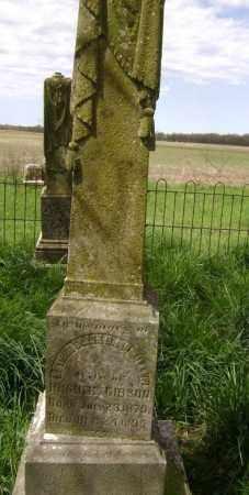 GIBSON, ESTHER OLLIE B. - Lawrence County, Arkansas | ESTHER OLLIE B. GIBSON - Arkansas Gravestone Photos