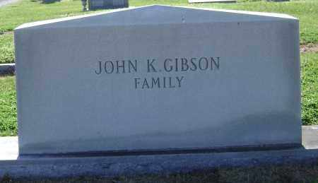 GIBSON FAMILY STONE,  - Lawrence County, Arkansas |  GIBSON FAMILY STONE - Arkansas Gravestone Photos