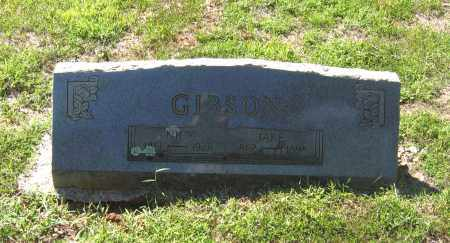 STARLING GIBSON, NICY A. - Lawrence County, Arkansas   NICY A. STARLING GIBSON - Arkansas Gravestone Photos
