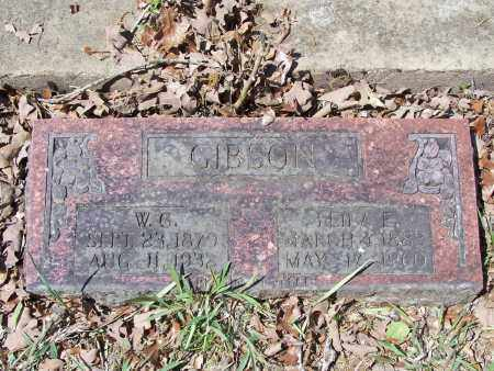 "GIBSON, LEILA E. ""LEE"" - Lawrence County, Arkansas 