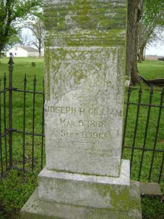 GILLIAM, JOSEPH P. - Lawrence County, Arkansas | JOSEPH P. GILLIAM - Arkansas Gravestone Photos