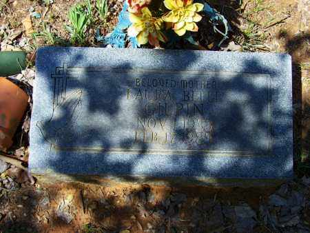 GILPIN, LAURA BELLE - Lawrence County, Arkansas | LAURA BELLE GILPIN - Arkansas Gravestone Photos