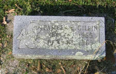GILPIN, PAMELA E. - Lawrence County, Arkansas   PAMELA E. GILPIN - Arkansas Gravestone Photos