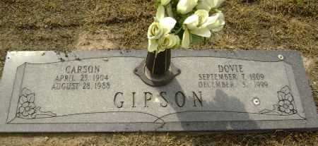 GIPSON, DOVIE - Lawrence County, Arkansas | DOVIE GIPSON - Arkansas Gravestone Photos
