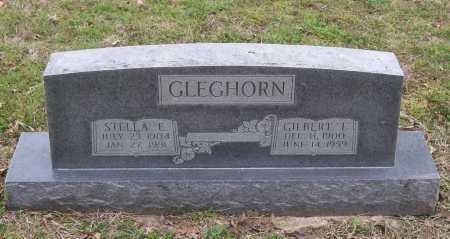 GLEGHORN, GILBERT E. - Lawrence County, Arkansas | GILBERT E. GLEGHORN - Arkansas Gravestone Photos