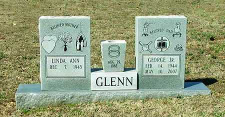 GLENN, JR., GEORGE - Lawrence County, Arkansas | GEORGE GLENN, JR. - Arkansas Gravestone Photos