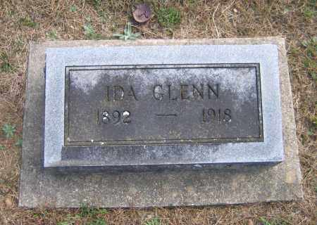 ROBINSON GLENN, IDA - Lawrence County, Arkansas | IDA ROBINSON GLENN - Arkansas Gravestone Photos