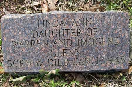 GLENN, LINDA ANN - Lawrence County, Arkansas | LINDA ANN GLENN - Arkansas Gravestone Photos