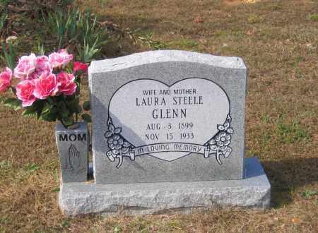 GLENN, LAURA - Lawrence County, Arkansas | LAURA GLENN - Arkansas Gravestone Photos