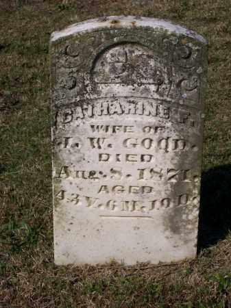 GOAD, CATHARINE F. - Lawrence County, Arkansas | CATHARINE F. GOAD - Arkansas Gravestone Photos