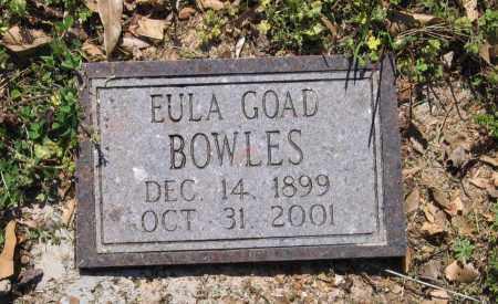 MCLAUGHLIN GOAD, EULA - Lawrence County, Arkansas | EULA MCLAUGHLIN GOAD - Arkansas Gravestone Photos