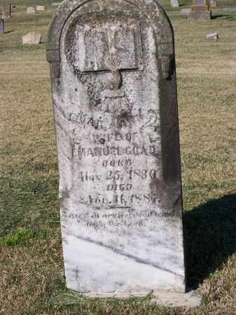 WINCHELL GOAD, MARY ANNE - Lawrence County, Arkansas | MARY ANNE WINCHELL GOAD - Arkansas Gravestone Photos