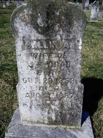 "MOORE GOAD, SARAH A. ""SALLIE"" - Lawrence County, Arkansas | SARAH A. ""SALLIE"" MOORE GOAD - Arkansas Gravestone Photos"