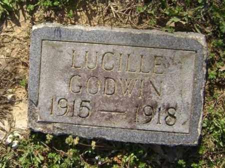 GODWIN, LUCILLE - Lawrence County, Arkansas   LUCILLE GODWIN - Arkansas Gravestone Photos