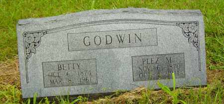 "GODWIN, PLEASANT ""PLEZ"" MAC - Lawrence County, Arkansas 