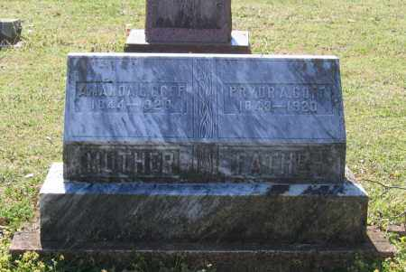 HOLOBAUGH, AMANDA E. - Lawrence County, Arkansas | AMANDA E. HOLOBAUGH - Arkansas Gravestone Photos