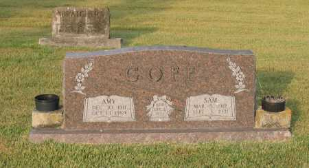 GOFF, AMY - Lawrence County, Arkansas | AMY GOFF - Arkansas Gravestone Photos