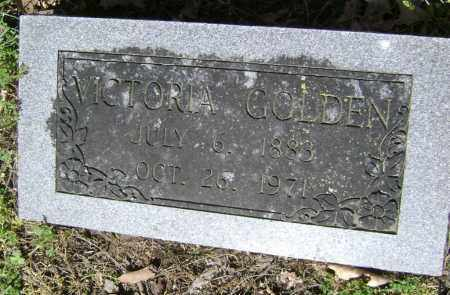 GOLDEN, VICTORIA - Lawrence County, Arkansas | VICTORIA GOLDEN - Arkansas Gravestone Photos