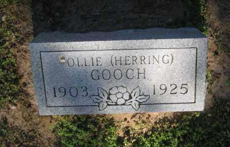 HERRING GOOCH, OLLIE - Lawrence County, Arkansas | OLLIE HERRING GOOCH - Arkansas Gravestone Photos