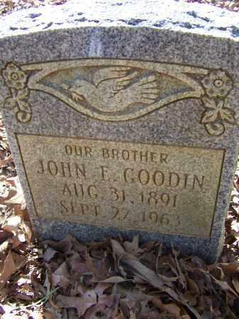 GOODIN, JOHN E. - Lawrence County, Arkansas | JOHN E. GOODIN - Arkansas Gravestone Photos