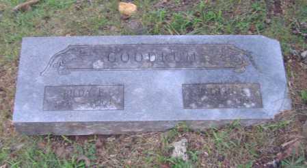 "GOODRUM, NATHANIEL E. ""NATHAN"" - Lawrence County, Arkansas | NATHANIEL E. ""NATHAN"" GOODRUM - Arkansas Gravestone Photos"