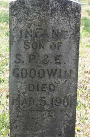GOODWIN, INFANT SON - Lawrence County, Arkansas | INFANT SON GOODWIN - Arkansas Gravestone Photos
