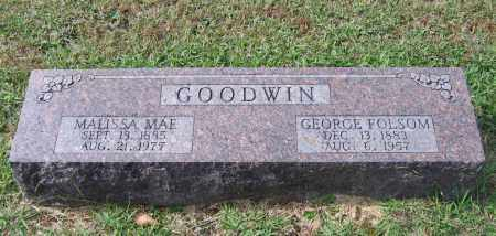 "EPPERSON GOODWIN, MALISSA MAE ""LICCIE"" - Lawrence County, Arkansas | MALISSA MAE ""LICCIE"" EPPERSON GOODWIN - Arkansas Gravestone Photos"