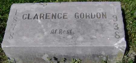 GORDON, CLARENCE - Lawrence County, Arkansas | CLARENCE GORDON - Arkansas Gravestone Photos