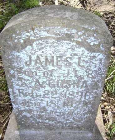 GOSHA, JAMES L. - Lawrence County, Arkansas | JAMES L. GOSHA - Arkansas Gravestone Photos