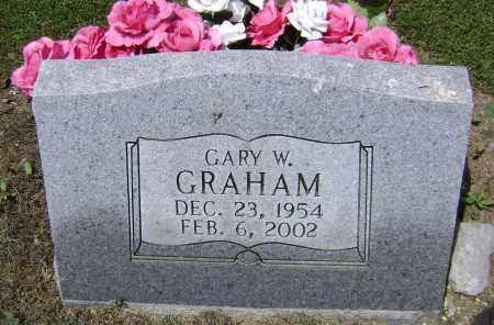 GRAHAM, GARY W. - Lawrence County, Arkansas | GARY W. GRAHAM - Arkansas Gravestone Photos