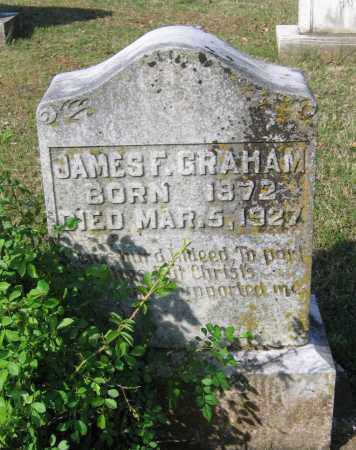 GRAHAM, JAMES FREDERICK - Lawrence County, Arkansas | JAMES FREDERICK GRAHAM - Arkansas Gravestone Photos