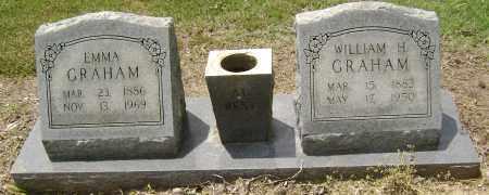 GRAHAM, WILLIAM H. - Lawrence County, Arkansas | WILLIAM H. GRAHAM - Arkansas Gravestone Photos