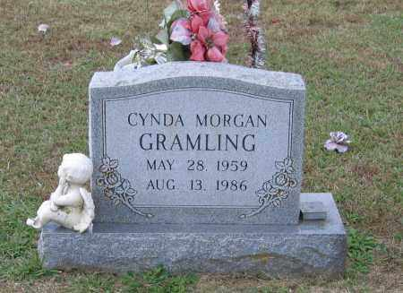 "GRAMLING, CYNTHIA DURENE MORGAN SHEETS ""CYNDA"" - Lawrence County, Arkansas 