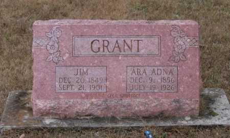 GRANT, ARA ADNA - Lawrence County, Arkansas | ARA ADNA GRANT - Arkansas Gravestone Photos