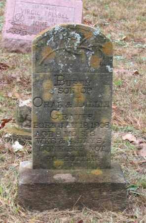 GRAVES, BUREN - Lawrence County, Arkansas   BUREN GRAVES - Arkansas Gravestone Photos
