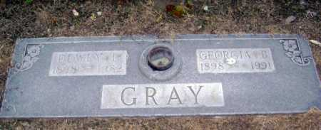 GRAY, DEWEY L. - Lawrence County, Arkansas   DEWEY L. GRAY - Arkansas Gravestone Photos