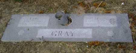 GRAY, EARL - Lawrence County, Arkansas   EARL GRAY - Arkansas Gravestone Photos