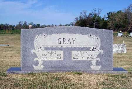 GRAY, VELMA MATTIE - Lawrence County, Arkansas | VELMA MATTIE GRAY - Arkansas Gravestone Photos