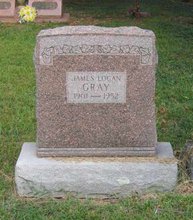 GRAY, JAMES LOGAN - Lawrence County, Arkansas   JAMES LOGAN GRAY - Arkansas Gravestone Photos