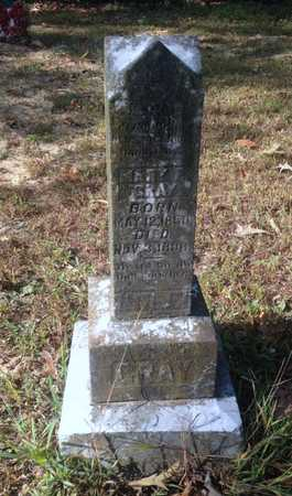 GRAY, MARY E. - Lawrence County, Arkansas | MARY E. GRAY - Arkansas Gravestone Photos